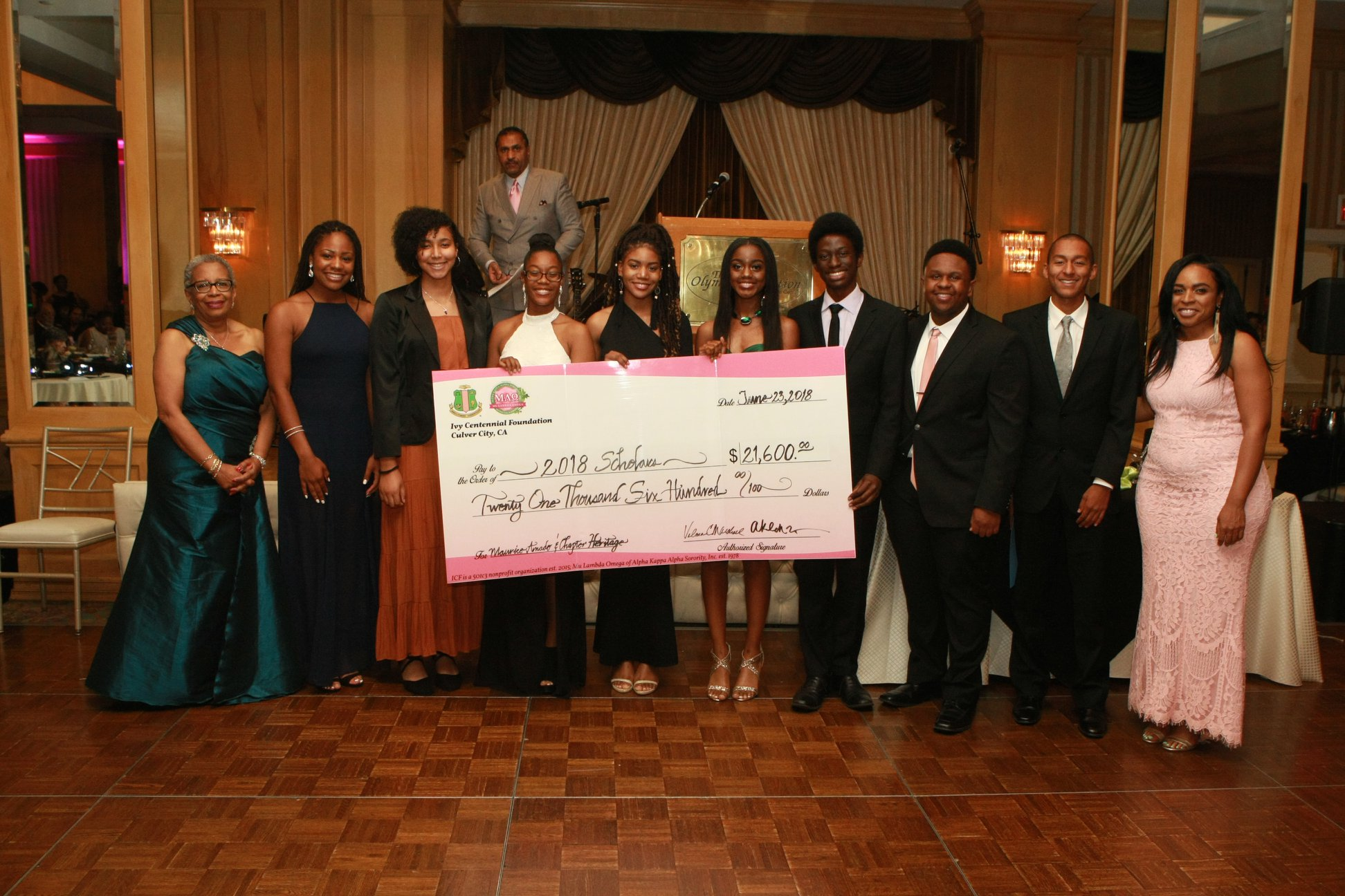 Hot Pink Affair 2018 – MLO Shines at 40th Anniversary!
