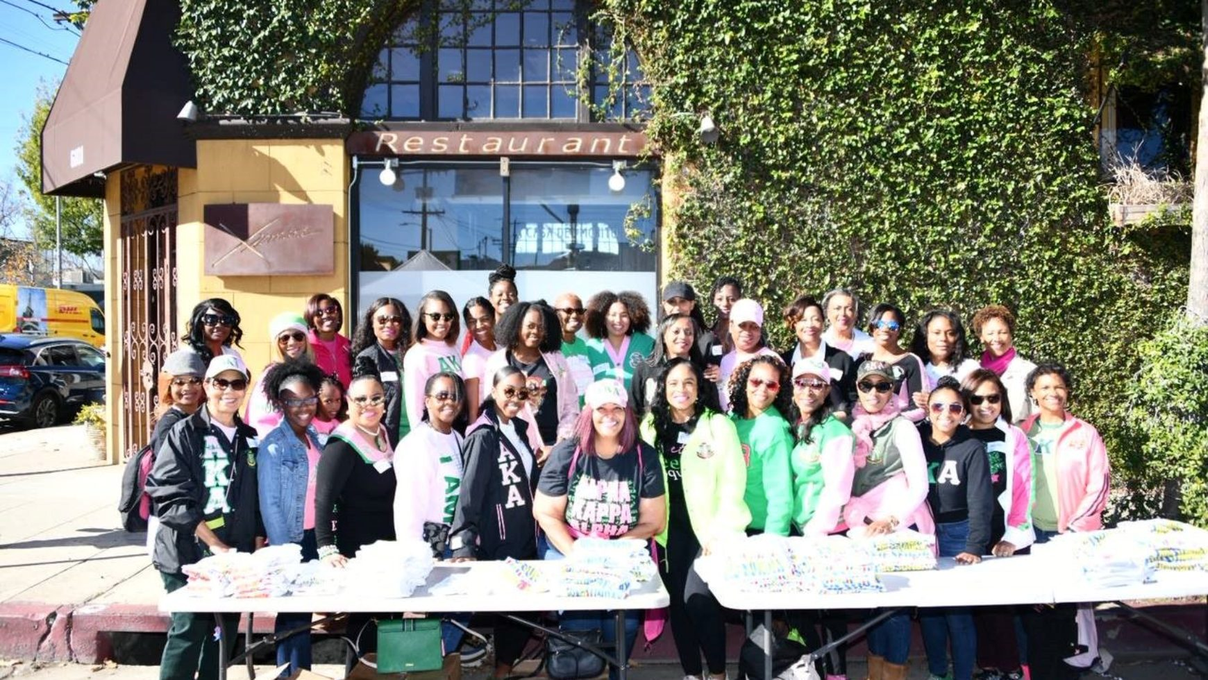 MLO Participates in MLK National Day of Service